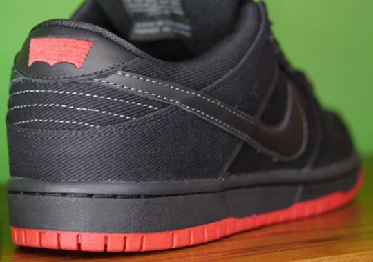Levi's x Nike SB Dunk Low – Release Info