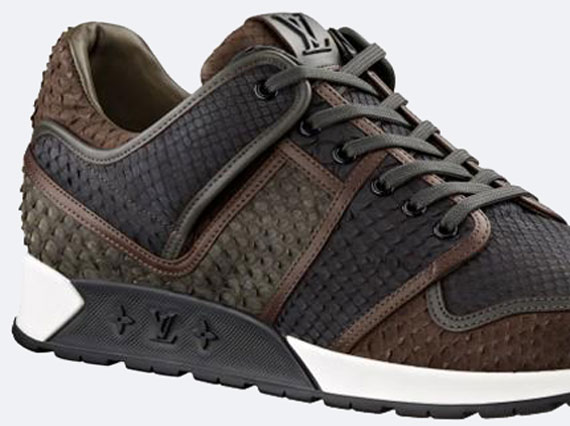 Louis vuitton sneakers for men high top