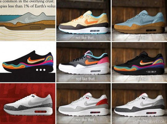 MAX100 x Nike Air Max 1 – Rendered as Originally Intended