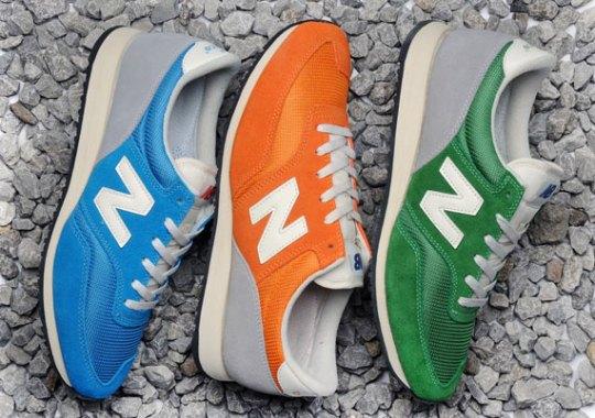New Balance 620 – Three Colorways