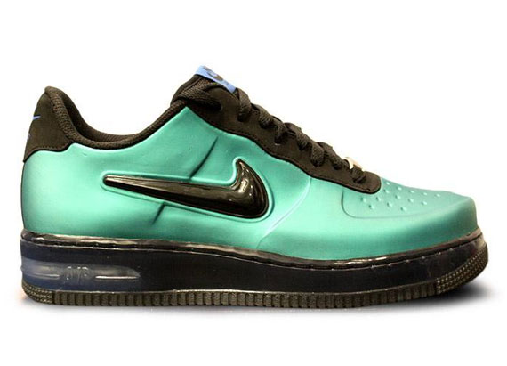 601172aecb0 quotNew Greenquot Nike Air Force 1 Foamposite Low on sale - phil ...