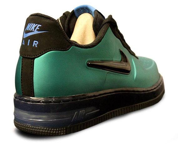 Nike Air Force 1 Foamposite Low New Green/Black 532461-300 10/2012. eBay  Marketplace Logo \