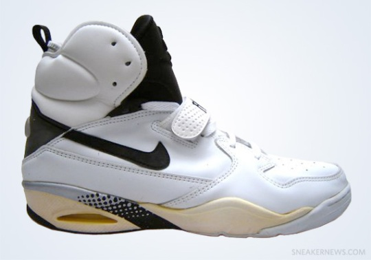 Classics Revisited: Nike Air Ballistic Force (1992)