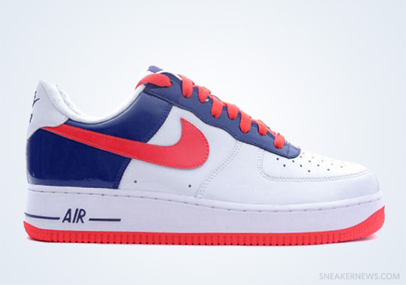 "the latest c98de 98dfb Classics Revisited Nike Air Force 1 Low ""World Cup Pack"" (2006)"