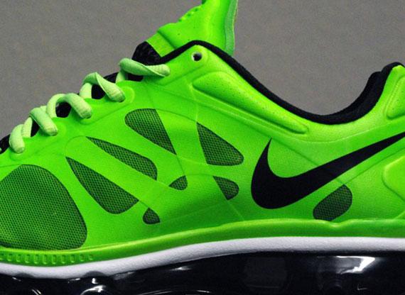 "innovative design b4b31 3ea8a Nike Air Max+ 2012 ""Electric Green"""