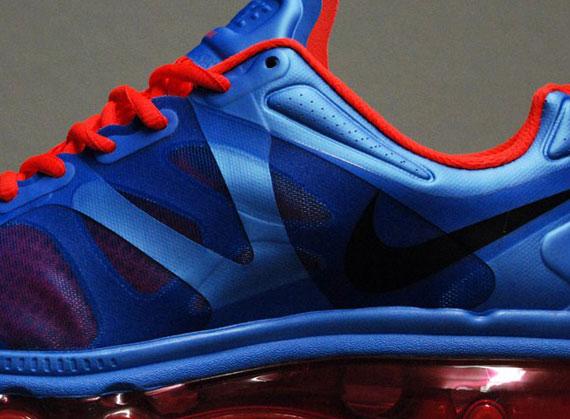b7e0699b05ff Nike WMNS Air Max+ 2012 - University Blue - Bright Crimson ...