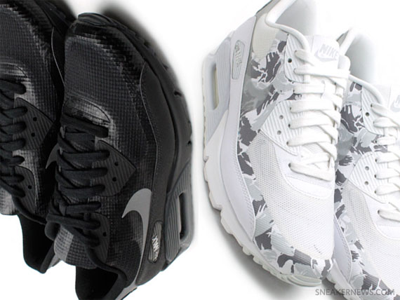 Nike Air Max 90 Hyperfuse Premium Reflective Camo Pack