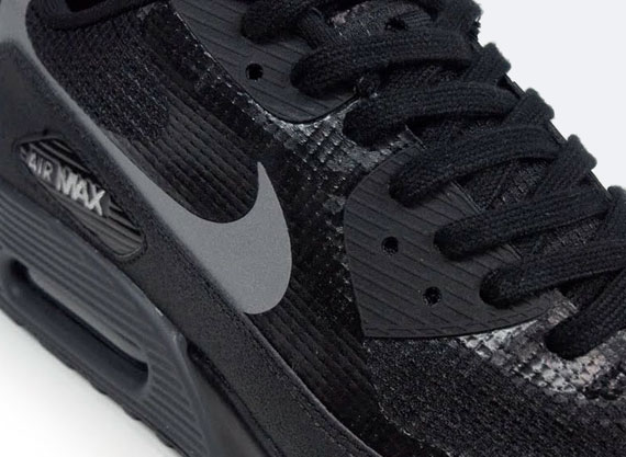 Nike Air Max 90 Hyperfuse Blackout