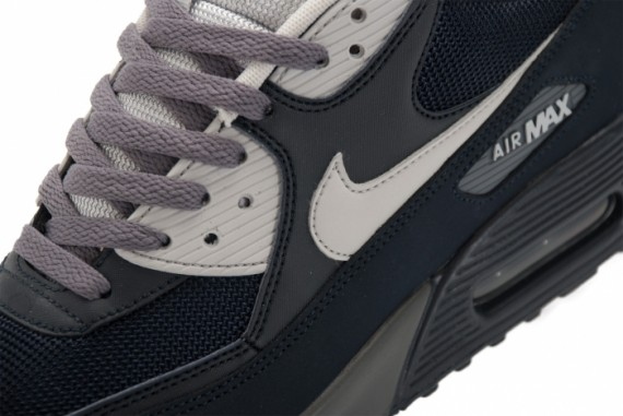 Nike Air Max 90 - Obsidian - Grey - SneakerNews.com 288e5fafb259
