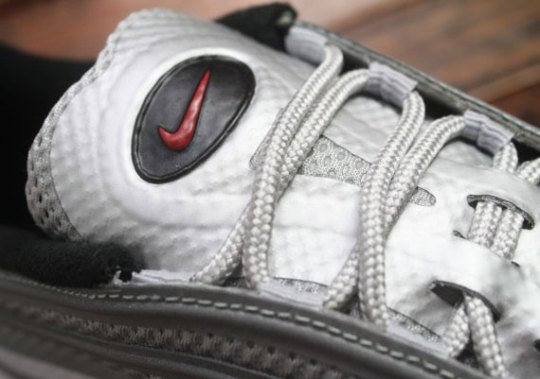 "Nike Air Max 97 Hyperfuse NRG ""Silver Bullet"""