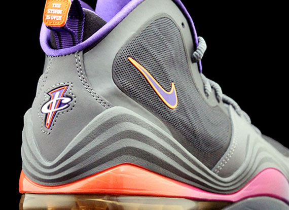 low priced 22d41 3edd0 85%OFF Nike Air Penny V quot Sunsquot