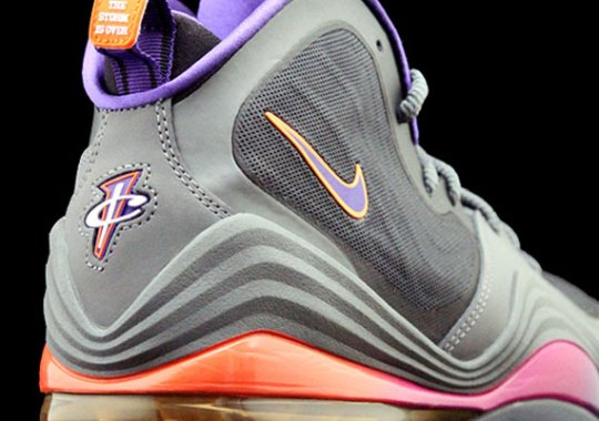 "newest 76959 39161 Nike Air Penny V ""Suns"""