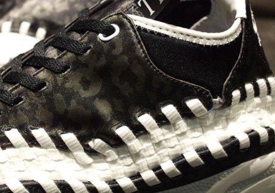 "Nike Air Footscape Woven Chukka Motion ""Monotone Leopard"""