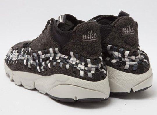 "Nike Footscape Woven Chukka Motion ""Wool"" – Grey"