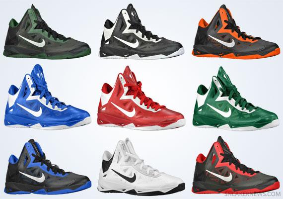 promo code bd941 45471 Nike Zoom Hyperchaos - Available - SneakerNews.com