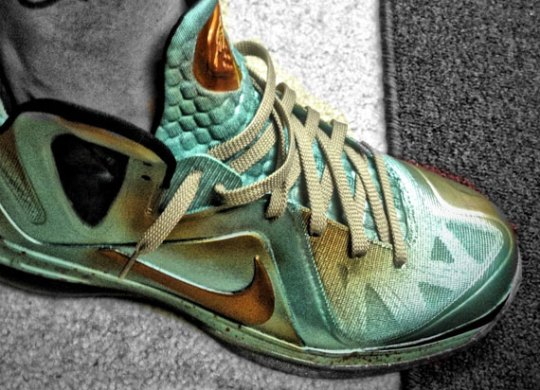 """Nike LeBron 9 Elite """"And Justice For All"""" Customs by Mache"""