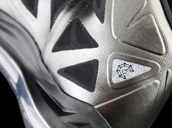 """hot sale online de5d9 af06d Nike LeBron X """"Carbon"""""""