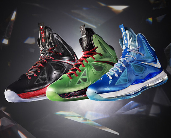 new style d4a0f 4521f Nike LeBron X – Officially Introduced ... Release Reminder ...