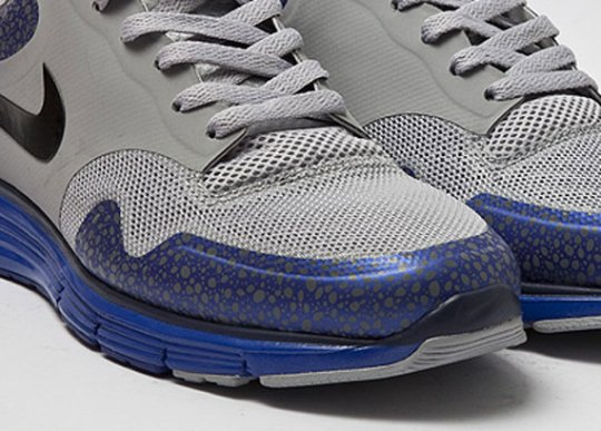 Nike Lunar Safari Fuse+ – Grey – Blue