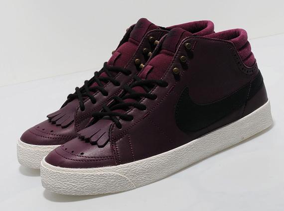 Nike Blazer Mediados Lr Kiltie Borla R5tkAi