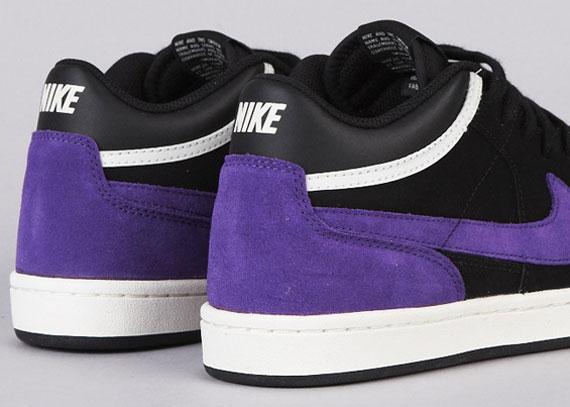 al por mayor online 2019 auténtico busca lo último Nike SB Challenge Court - Black - Court Purple - SneakerNews.com