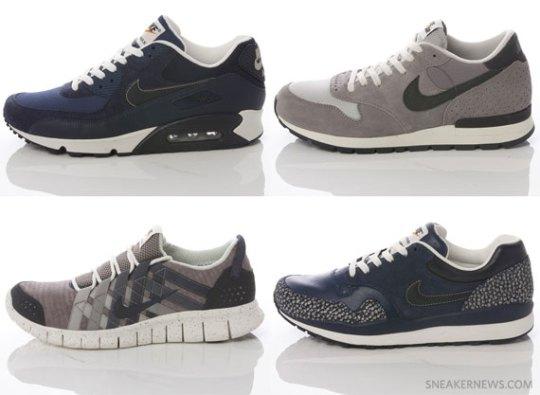 Nike Sportswear Grey/Navy Collection
