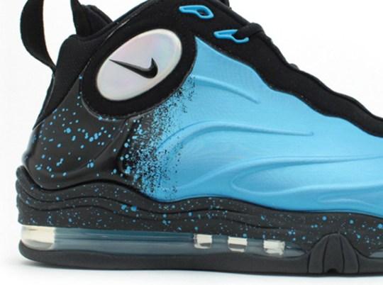 Nike Total Air Foamposite Max – Current Blue – Black