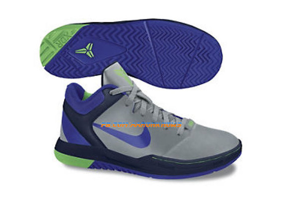 108ecc09287c Nike Zoom Kobe Gametime - SneakerNews.com