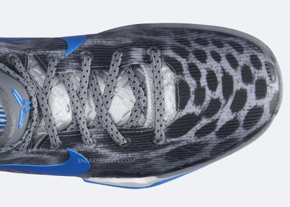 Nike Zoom Kobe VII quot Grey Cheetahquot