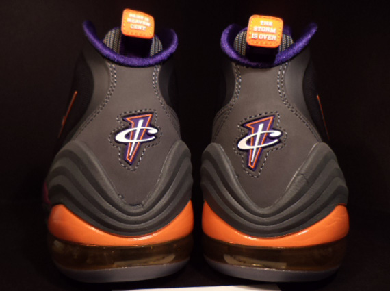 Nike Air Penny V quot Phoenix Sunsquot Available Early on eBay