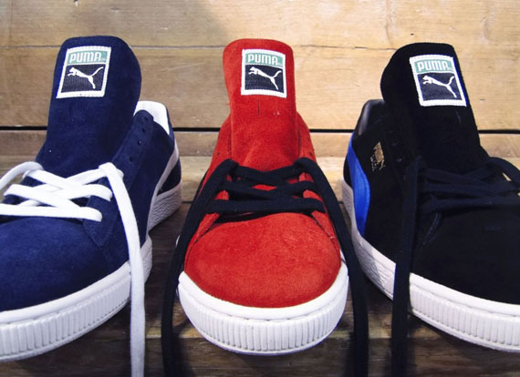 14c4780456f Puma Suede Classic  Made in Japan  Pack - SneakerNews.com