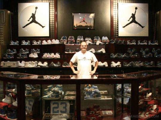 Sneaker News Visits ShoeZeum Las Vegas