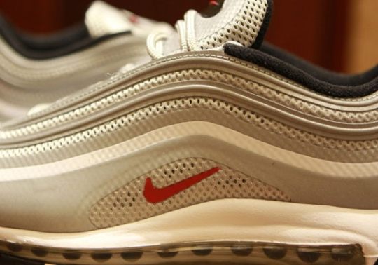 "Nike Air Max 97 Hyperfuse ""Silver Bullet"" – Release Reminder"