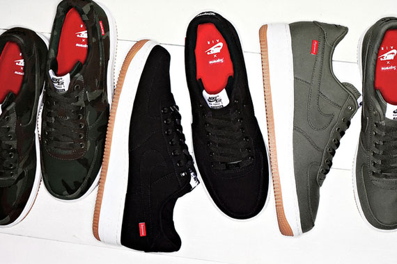 new product abad1 c10e1 Supreme x Nike Air Force 1 Low