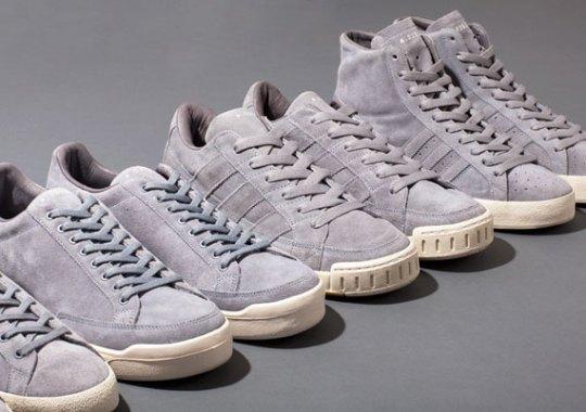 TheSoloist x adidas Originals Collection