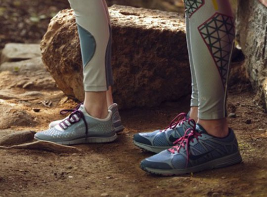 "UNDERCOVER x Nike ""Gyakusou"" Fall/Winter 2012 Collection"