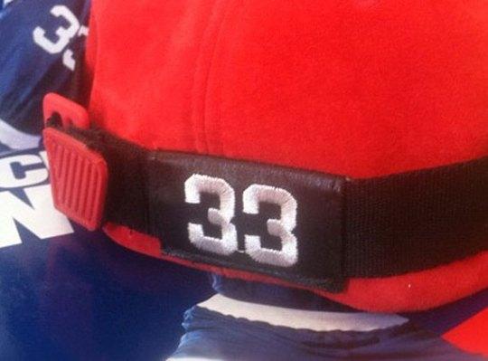 """Vintage Ewing 33 Hi """"Strapback"""" Hat"""