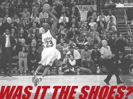 Michael Jordan Misses Dunk at 2002 All-Star Game - SneakerNews.com 7eed5291ab07