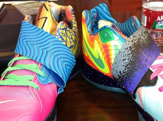 "Nike Zoom KD IV ""What The KD"""