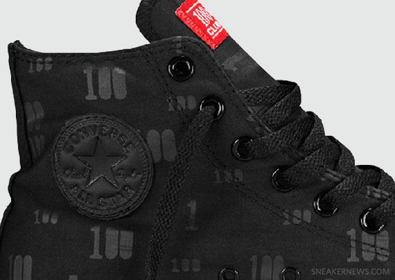 100 Club x Converse Chuck Taylor All Star