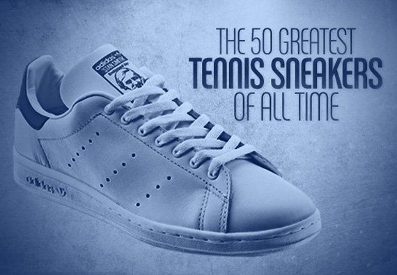 Complex's The 50 Greatest Tennis Sneakers of All Time ...