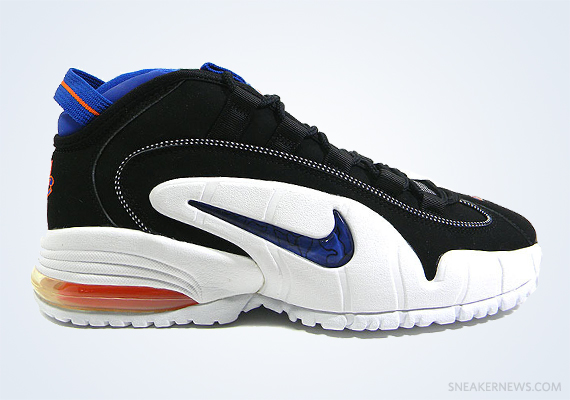 """Classics Revisited: Nike Air Max Penny 1 """"Knicks"""" (2005)"""
