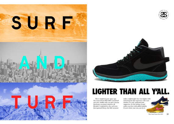 competitive price 232a2 f081f Stussy x Nike Off Mountain System