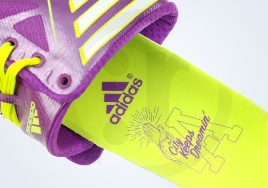 "adidas Crazy Light 2 ""Lakers"""