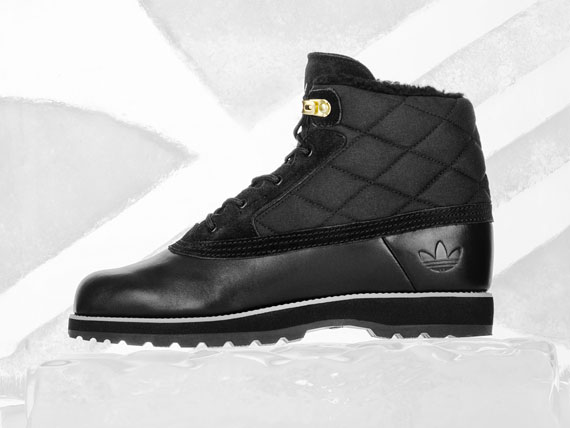 newest 182c1 fbd28 adidas Originals Winter Ball + adi Navvy Quilted Boot - Snea