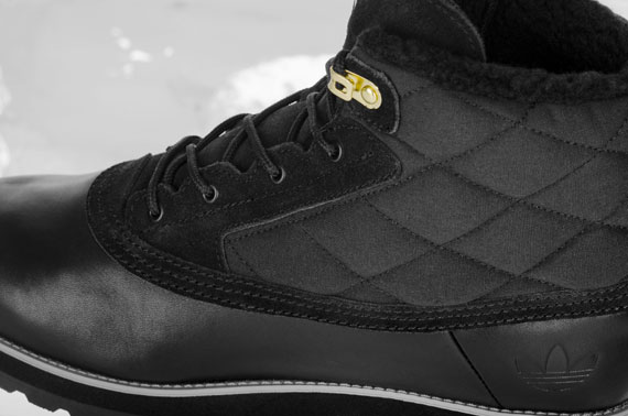 f8cf776a7f19 adidas Originals Winter Ball + adi Navvy Quilted Boot - SneakerNews.com