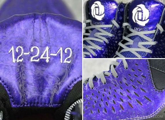 adidas rose 3 nightmare before christmas