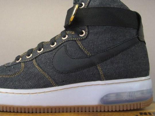 Nike Air Force 1 iD – Denim + Goat Leather Options