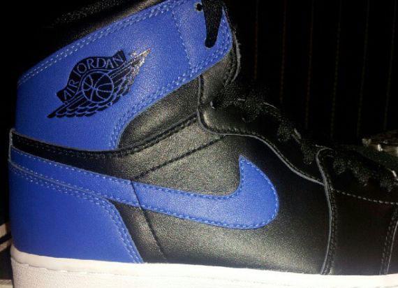 Air Jordan 1 quot Black/Royalquot Release Date