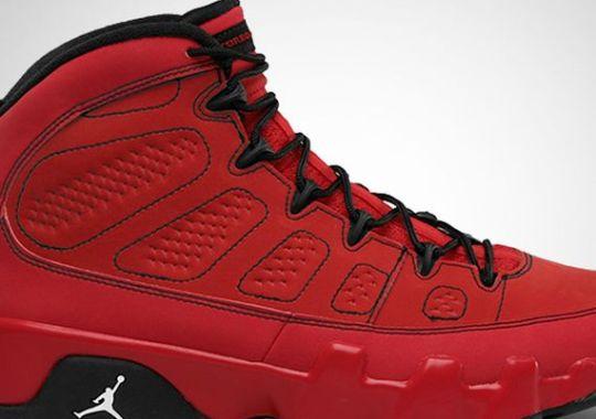 """Air Jordan IX """"Motorboat Jones"""" – Updated Release Info"""